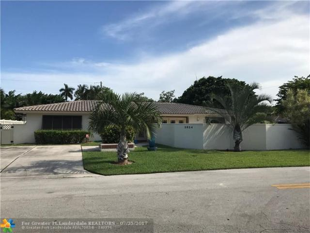 2624 NE 26th Ct, Fort Lauderdale, FL 33306 (MLS #F10078517) :: Castelli Real Estate Services