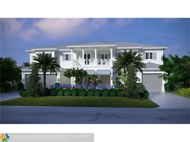 3930 NE 31st Ave, Lighthouse Point, FL 33064 (MLS #F10078565) :: Green Realty Properties