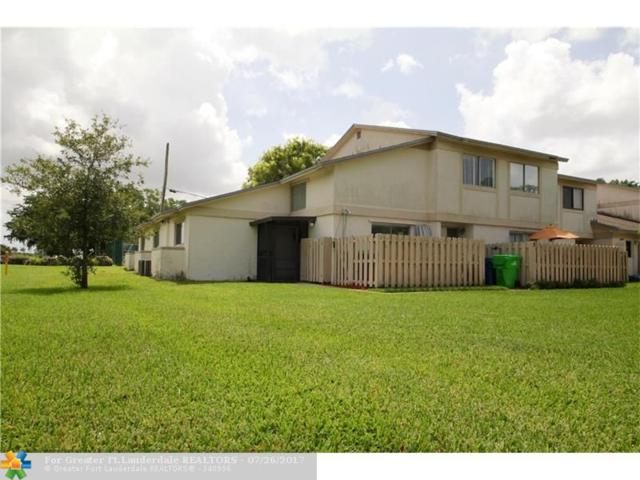 3050 NW 106th Ave #1, Sunrise, FL 33322 (MLS #F10078595) :: Castelli Real Estate Services