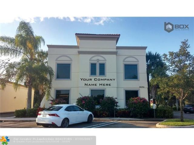 10394 W Sample Rd, Coral Springs, FL 33065 (MLS #F10078618) :: Green Realty Properties