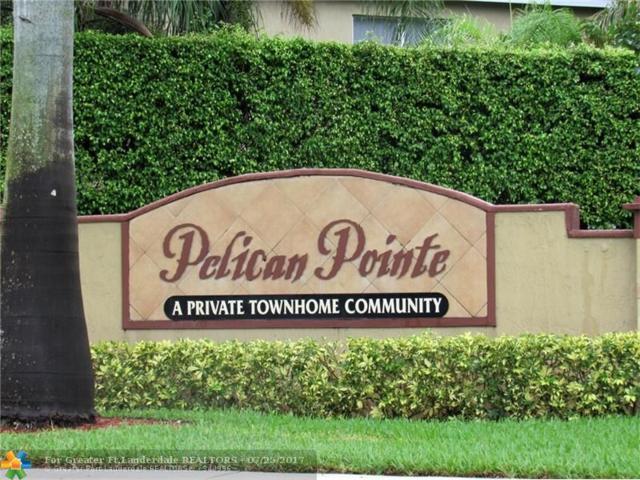 714 SW 122nd Ave #714, Pembroke Pines, FL 33025 (MLS #F10078650) :: Castelli Real Estate Services
