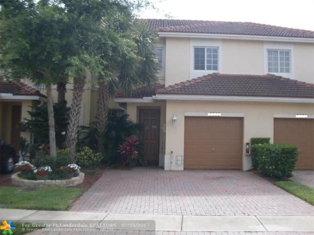 3238 NW 32nd Ter #3238, Oakland Park, FL 33309 (MLS #F10078706) :: Castelli Real Estate Services
