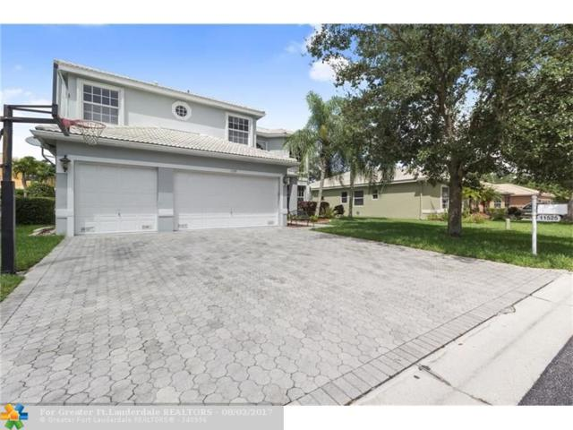 11525 NW 49th Ct, Coral Springs, FL 33076 (MLS #F10079829) :: Green Realty Properties
