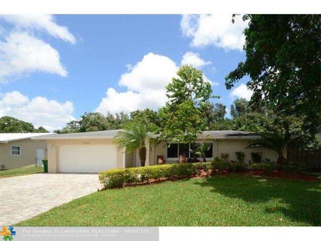 11531 NW 27th Ct, Plantation, FL 33323 (MLS #F10080133) :: Green Realty Properties