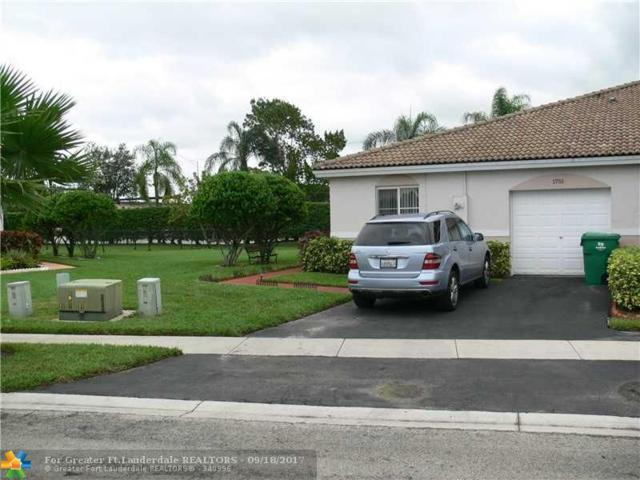 1751 SW 112th Ter #1751, Miramar, FL 33025 (MLS #F10080934) :: Green Realty Properties