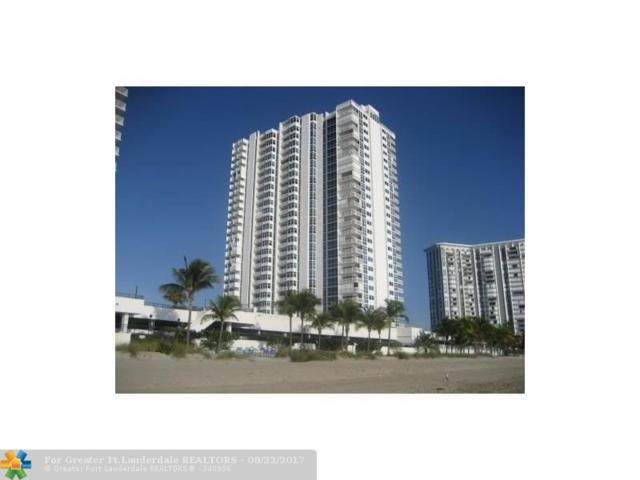 1360 S Ocean Blvd #2308, Pompano Beach, FL 33062 (MLS #F10082570) :: Green Realty Properties