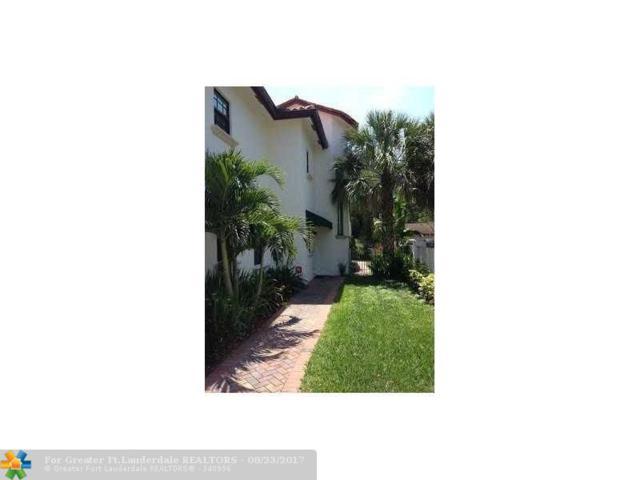 2948 Hidden Harbour Ct #2948, Fort Lauderdale, FL 33312 (MLS #F10082648) :: Green Realty Properties