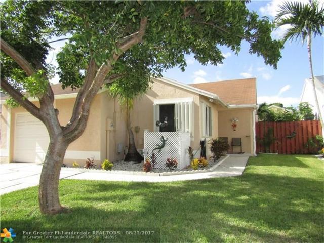 10931 SW 10th St, Pembroke Pines, FL 33025 (MLS #F10082757) :: Green Realty Properties