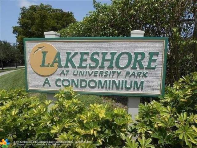 8550 N Sherman Cir #105, Miramar, FL 33025 (MLS #F10082783) :: Green Realty Properties
