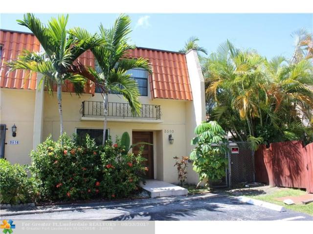 3510 NE 167th St #5, North Miami Beach, FL 33160 (MLS #F10082804) :: Green Realty Properties