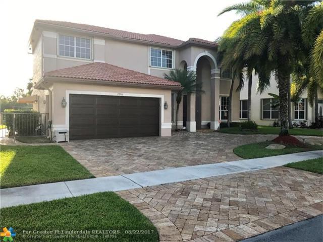 2306 SW 183rd Ter, Miramar, FL 33029 (MLS #F10082821) :: Green Realty Properties