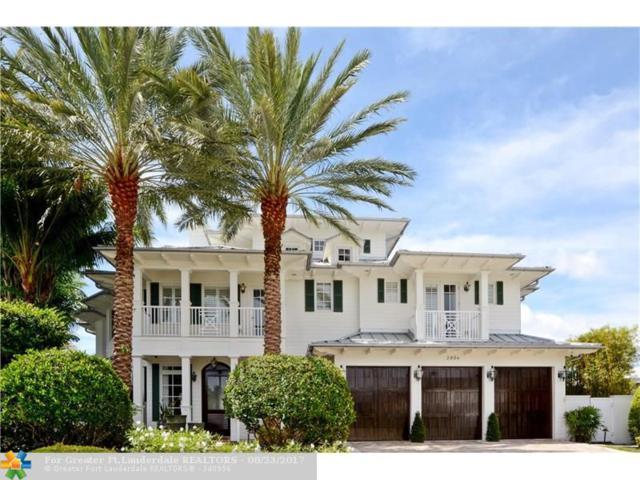 2894 NE 26th St, Fort Lauderdale, FL 33305 (MLS #F10082869) :: Green Realty Properties