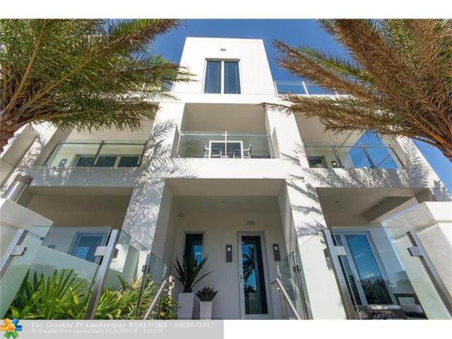 246 Garden Ct #246, Lauderdale By The Sea, FL 33308 (MLS #F10083448) :: Green Realty Properties