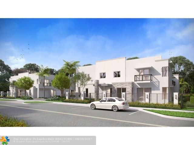 815 NE 17TH AVE #8, Fort Lauderdale, FL 33304 (MLS #F10083633) :: Green Realty Properties
