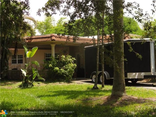 17950 SW 55TH ST, Southwest Ranches, FL 33331 (MLS #F10083990) :: Green Realty Properties