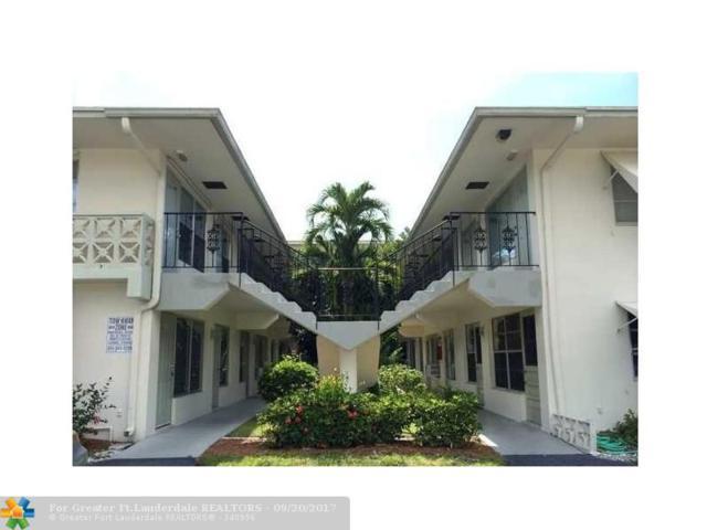 3870 NE 22nd Ter #8, Lighthouse Point, FL 33064 (MLS #F10084008) :: Castelli Real Estate Services