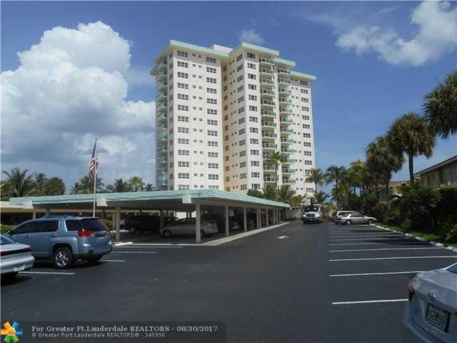 6000 N Ocean Blvd 15E, Lauderdale By The Sea, FL 33308 (MLS #F10084017) :: Castelli Real Estate Services