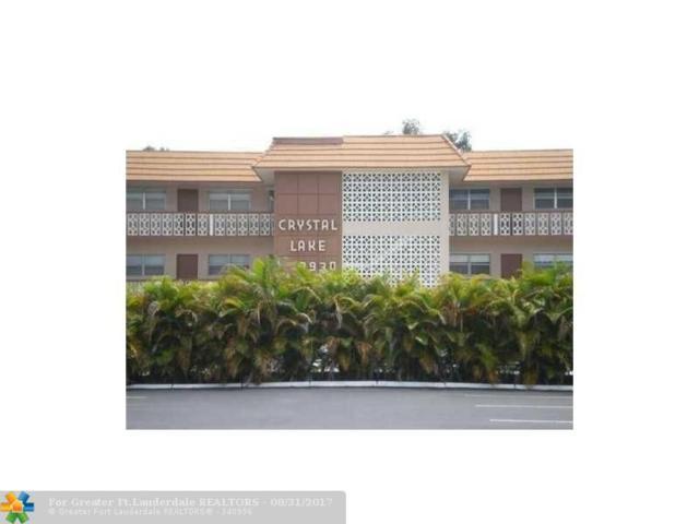 3930 Crystal Lake Dr #105, Deerfield Beach, FL 33064 (MLS #F10084226) :: Green Realty Properties