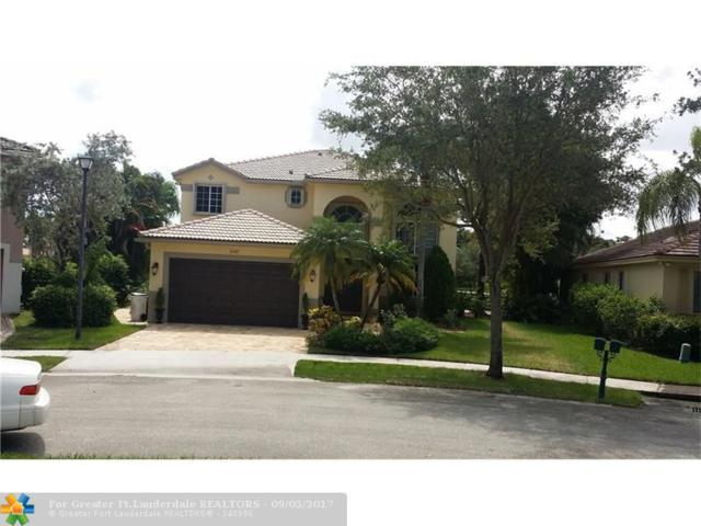 6350 Osprey Ter, Coconut Creek, FL 33073 (MLS #F10084291) :: Green Realty Properties