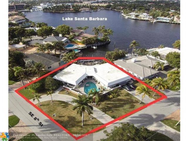 2475 SE 8th St, Pompano Beach, FL 33062 (MLS #F10084405) :: Castelli Real Estate Services