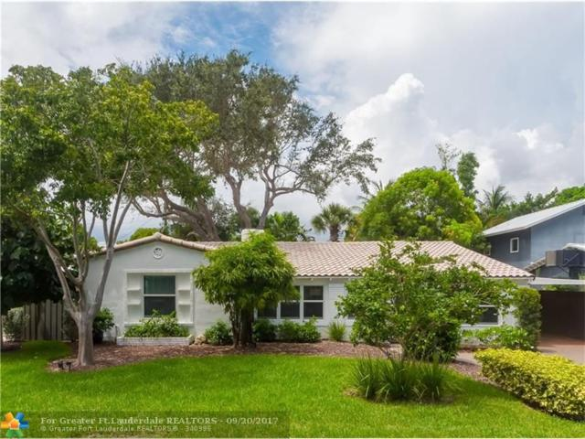 725 NE 16th Ter, Fort Lauderdale, FL 33304 (MLS #F10084510) :: Castelli Real Estate Services