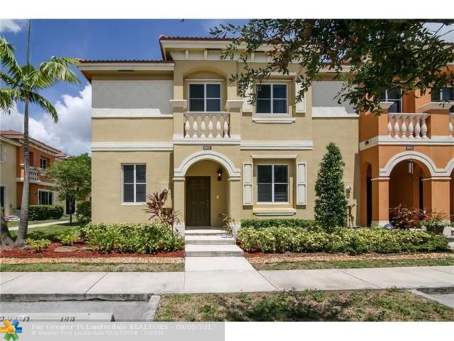 8917 SW 19th St #8917, Miramar, FL 33025 (MLS #F10084731) :: Green Realty Properties
