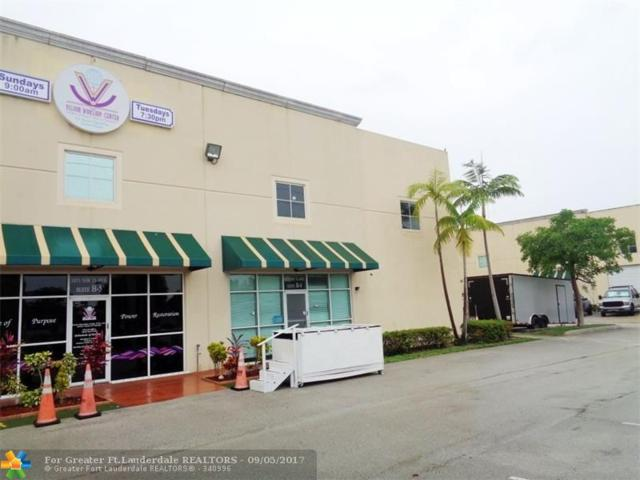 1071 NW 31st Ave B-6, Pompano Beach, FL 33069 (MLS #F10084763) :: Green Realty Properties