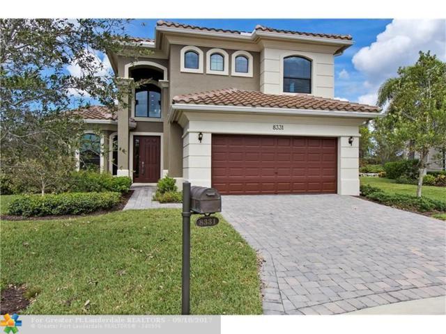 8331 Canopy Ter, Parkland, FL 33076 (MLS #F10084869) :: Green Realty Properties