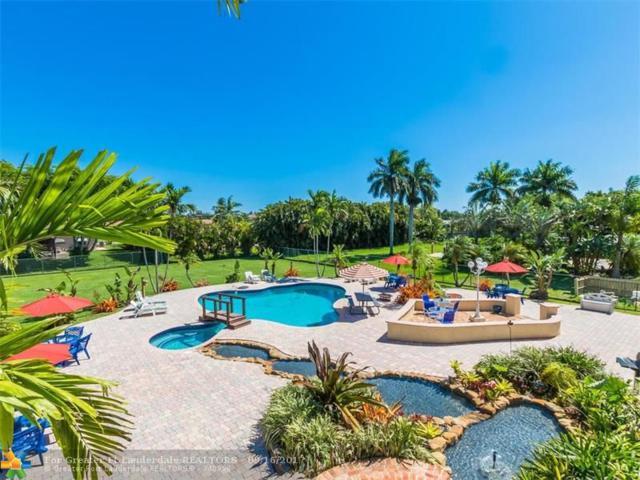 6611 SW 57th St, Davie, FL 33314 (MLS #F10085060) :: Green Realty Properties