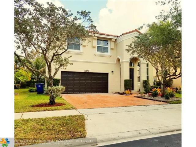 16279 SW 49th Ct, Miramar, FL 33027 (MLS #F10085353) :: Green Realty Properties