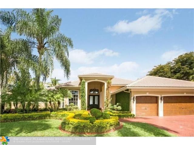 2540 Monterey Ct, Weston, FL 33327 (MLS #F10085354) :: Green Realty Properties
