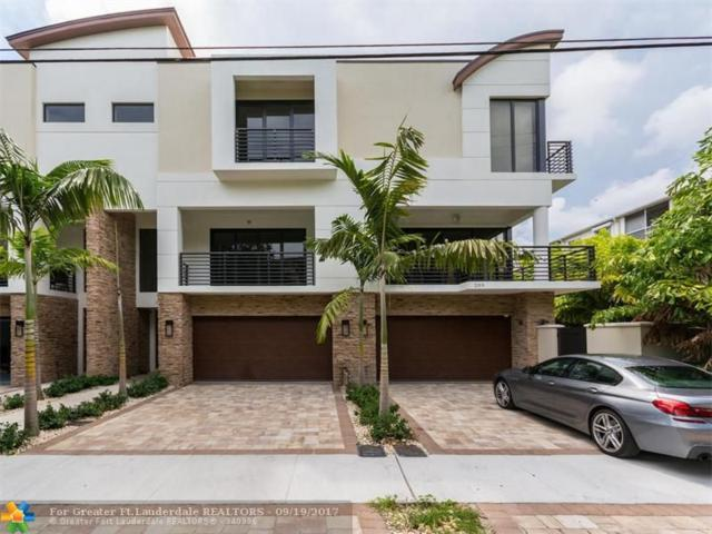 207 NE 13th Ave *, Fort Lauderdale, FL 33060 (MLS #F10085368) :: Green Realty Properties
