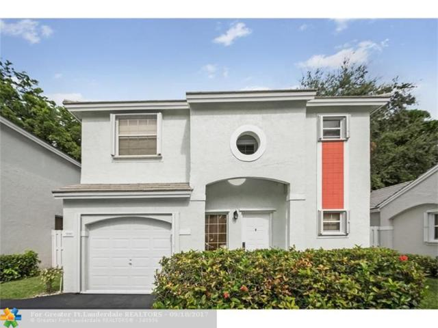 9846 NW 2ND ST, Plantation, FL 33324 (MLS #F10085375) :: Green Realty Properties