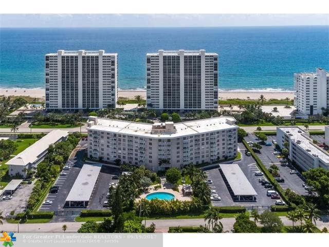 2851 S Ocean Blvd 2-A, Boca Raton, FL 33432 (MLS #F10085403) :: Green Realty Properties