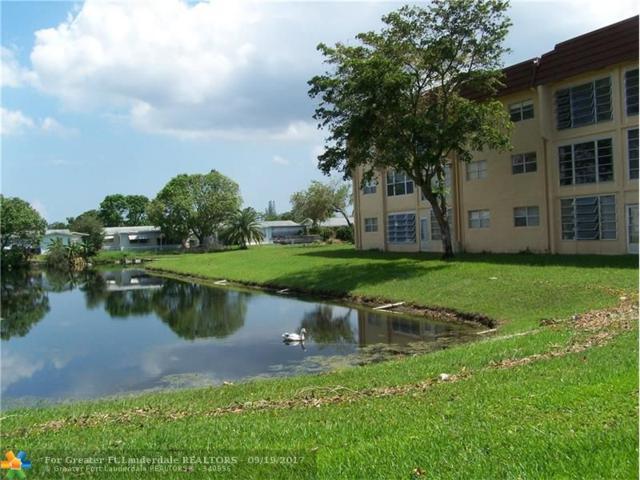 2800 N Pine Island Rd #103, Sunrise, FL 33322 (MLS #F10085407) :: Green Realty Properties