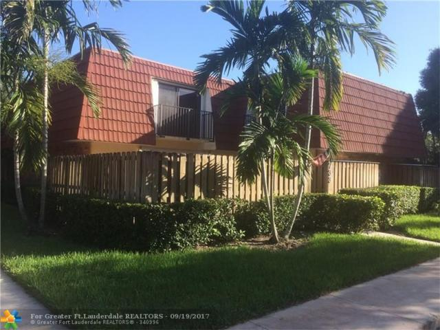 733 NW 99th Cir #733, Plantation, FL 33324 (MLS #F10085501) :: Green Realty Properties