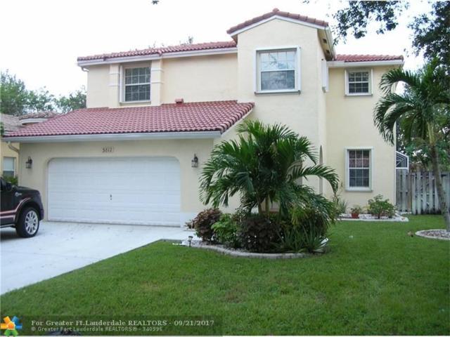 3812 NW 42nd Way, Coconut Creek, FL 33073 (MLS #F10085509) :: Green Realty Properties