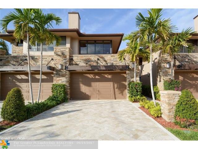 2727 NE 14th St #2, Fort Lauderdale, FL 33304 (MLS #F10085536) :: Green Realty Properties