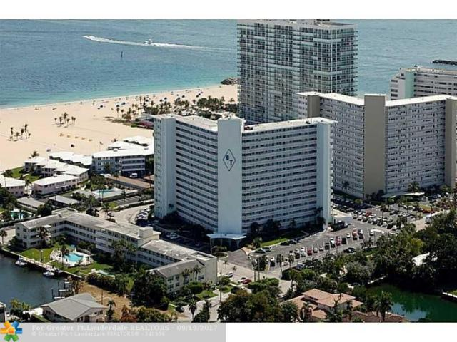 1900 S Ocean Drive #710, Fort Lauderdale, FL 33316 (MLS #F10085542) :: Green Realty Properties