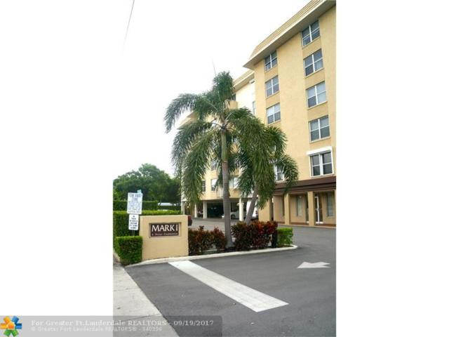 1050 SE 15th St #308, Fort Lauderdale, FL 33316 (MLS #F10085544) :: Green Realty Properties
