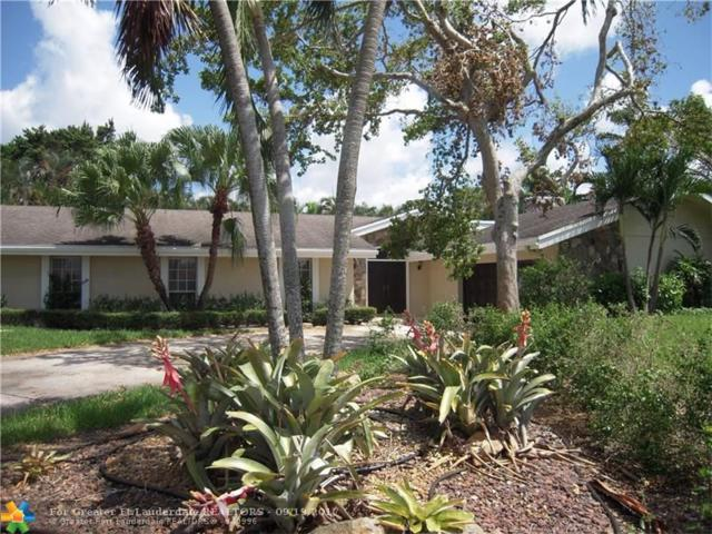 9629 Sea Turtle Dr, Plantation, FL 33324 (MLS #F10085558) :: Green Realty Properties