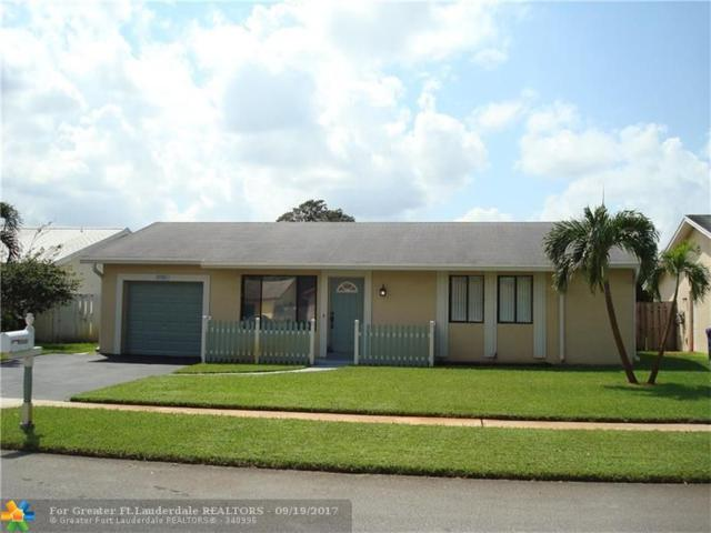 10980 NW 27th St, Sunrise, FL 33322 (MLS #F10085605) :: Castelli Real Estate Services