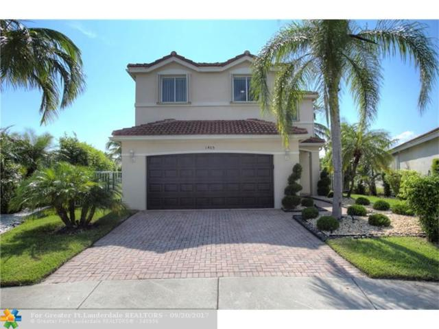 1405 Majesty Ter, Weston, FL 33327 (MLS #F10085677) :: Castelli Real Estate Services