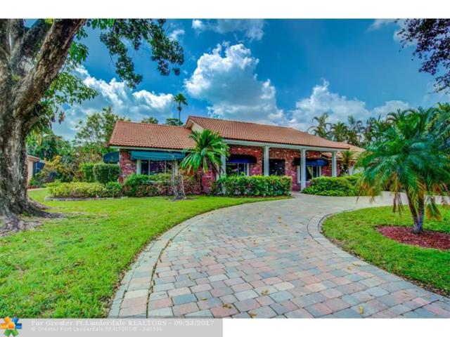 7120 SW 5th St, Plantation, FL 33317 (MLS #F10085686) :: Green Realty Properties