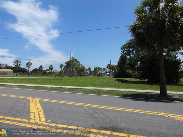 800 NW Dixie Hwy, Pompano Beach, FL 33060 (MLS #F10085758) :: Green Realty Properties