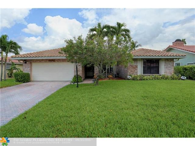11151 NW 15th St, Coral Springs, FL 33071 (MLS #F10085822) :: Castelli Real Estate Services
