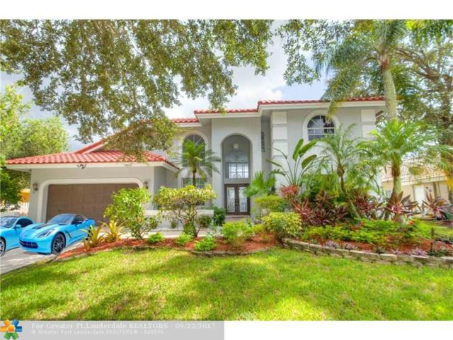9810 NW 49th Pl, Coral Springs, FL 33076 (MLS #F10085844) :: Green Realty Properties