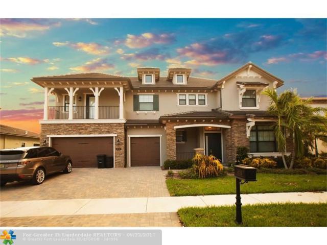 8715 Watercrest Cir, Parkland, FL 33076 (MLS #F10085919) :: Green Realty Properties