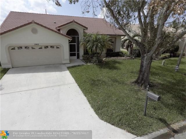 12412 SW 1st St, Coral Springs, FL 33071 (MLS #F10085985) :: Green Realty Properties