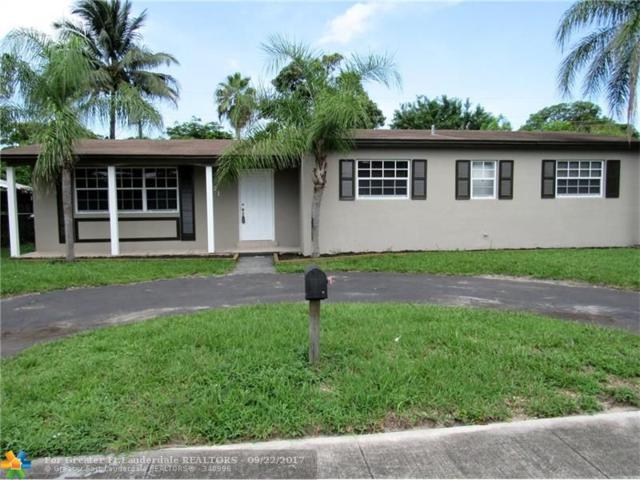 221 N 65th Way, Hollywood, FL 33024 (MLS #F10086078) :: Green Realty Properties
